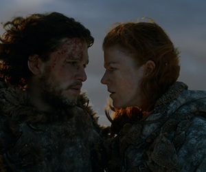 got and ygritte image