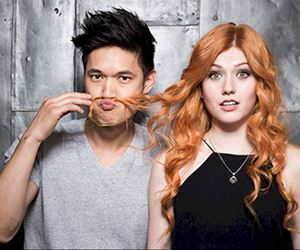shadowhunters, clary, and magnus image