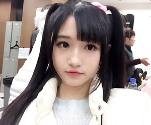 lovely, pretty, and snh48 image