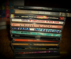 albums, foo fighters, and grunge image