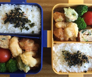 food, japanese, and lunch image