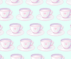 background, cup, and girly image