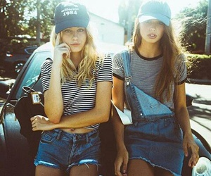 friends, style, and best friends image