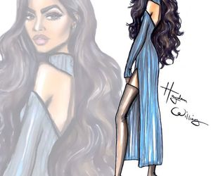zendaya, art, and fashion image