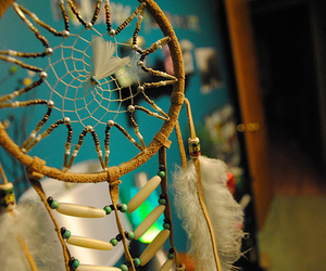 photography, dream catcher, and dreamcatcher image
