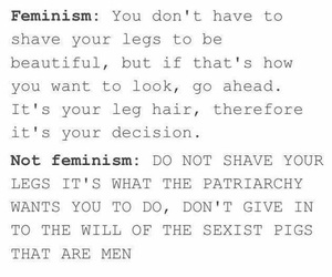 feminism and equality image