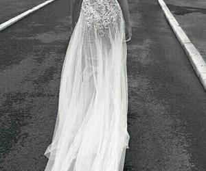 dress and weddding image