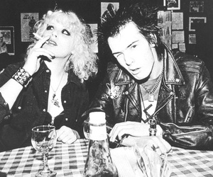 sid vicious, sex pistols, and punk image