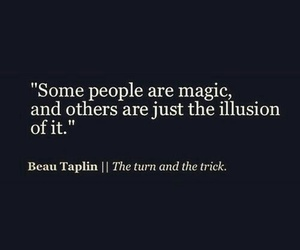 quotes, magic, and people image