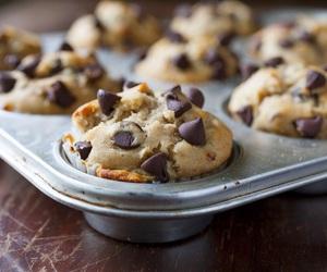 cupcake, muffin, and chocolate image