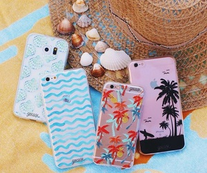 case, summer, and iphone image