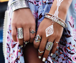 cool, gypsy, and silver image