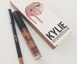 cosmetics and kylie image