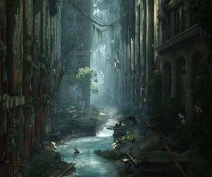 fantasy and scenery image