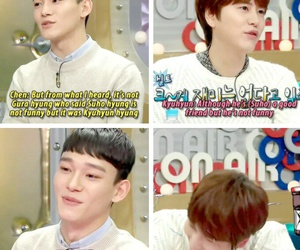 Chen, elf, and exo image