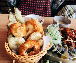 cafe, food, and southkorea image