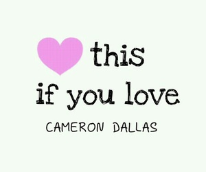 cameron dallas, magcon, and cam image