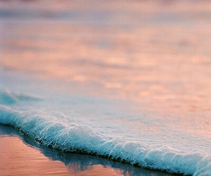 beach and 🌊 image