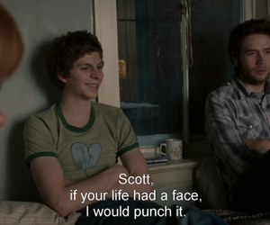 quote, scott pilgrim, and grunge image