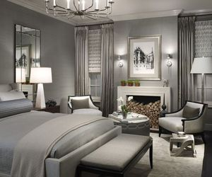 bedroom, bedroom., and decor image