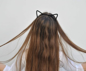 ear and hair image