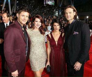 Jensen Ackles, jared padalecki, and supernatural image