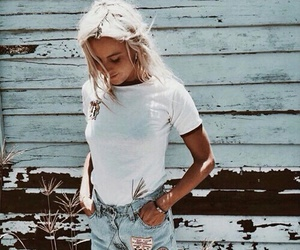 girl, style, and fashion image