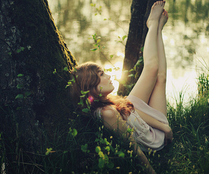 beautiful, fairytale, and green image