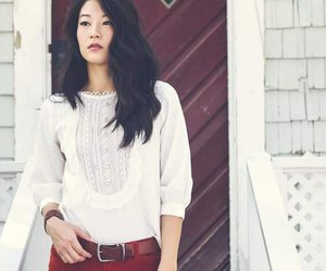 arden cho, teen wolf, and kitsune image