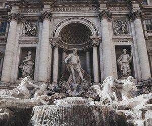 rome, travel, and architecture image