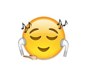 emoji and music image