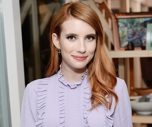 Beverly Hills, california, and emma roberts image