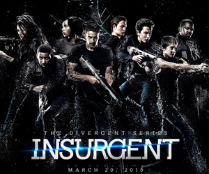 insurgent, divergent, and four image