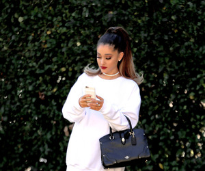 ariana grande, beautiful, and outfit image