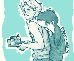 solangelo and hoo image