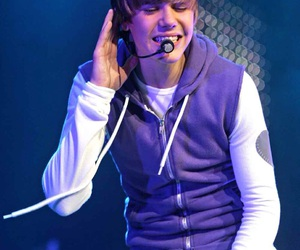 cute boy, justin, and music image
