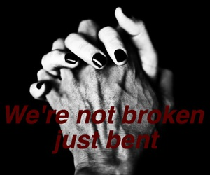 black and white, boy, and broken hearted image