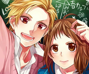 kawaii and honeyworks image
