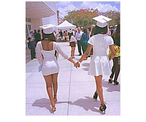 goals, graduation, and best friends image