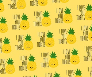 pineapple, wallpaper, and you image