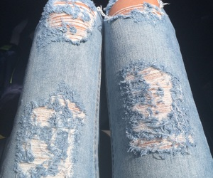 alternative, blue jeans, and girls image