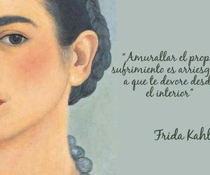 Frida, frida kahlo, and quote image
