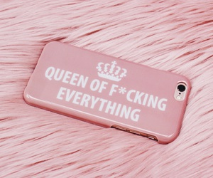 pink and Queen image
