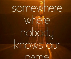 quotes, somewhere, and name image
