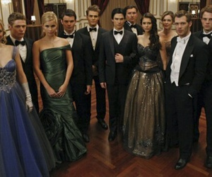 the vampire diaries, tvd, and klaus image