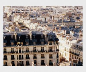 paris, city, and europe image