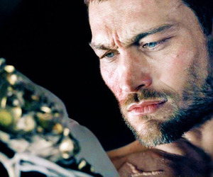 spartacus; andy whitfield image