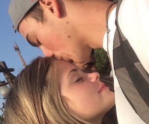 boyfriend, grunge, and kiss image