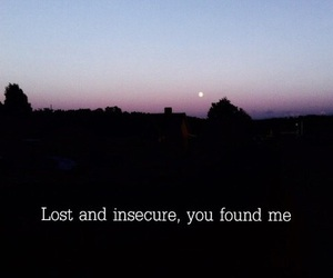 sad, grunge, and Lyrics image