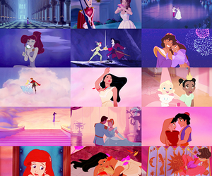 aladdin, alice in wonderland, and disney image